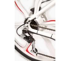 фото переключатель Электровелосипед California Electro - GT White