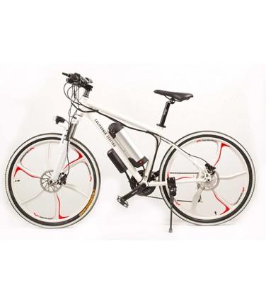 Электровелосипед California Electro - GT White | Купить, цена, отзывы