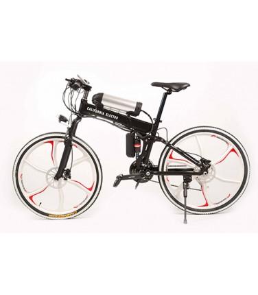 Электровелосипед California Electro - Malibu Black | Купить, цена, отзывы