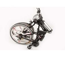 фото в сложенном виде Электровелосипед California Electro - Malibu Black