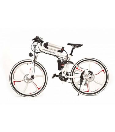 Электровелосипед California Electro - Malibu White | Купить, цена, отзывы
