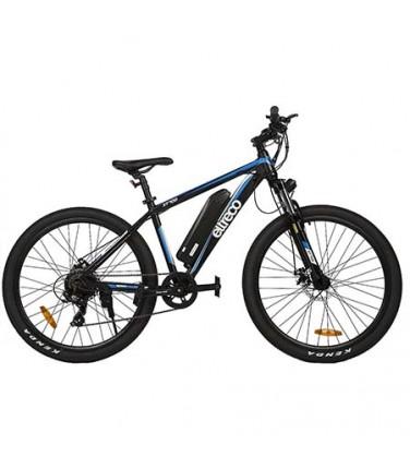 Велогибрид Eltreco XT-700 LUX 2 Black  | Купить, цена, отзывы