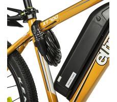 Велогибрид Eltreco XT-700 LUX 2 Black