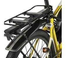 Велогибрид Eltreco XT-700 LUX Yellow