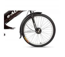 фото колеса велогибрида Eltreco E-ALFA