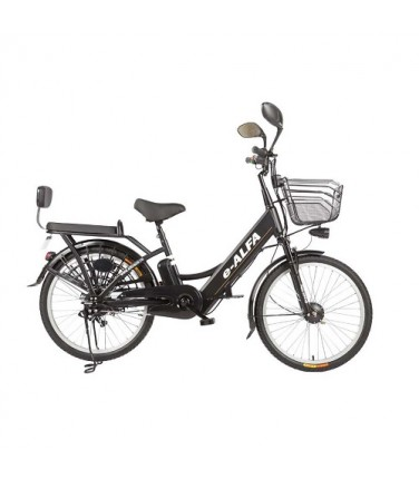 Велогибрид Eltreco E-ALFA | Купить, цена, отзывы