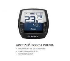 Yamaha LCD-Дисплей