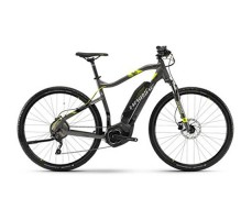 Электровелосипед Haibike SDURO Cross 4.0 men 400Wh 10s Deore