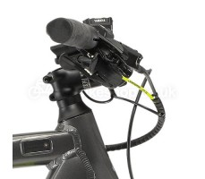 фото руль Электровелосипед Haibike SDURO Cross 4.0 men 400Wh 10s Deore