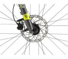 фото тормоза Электровелосипед Haibike SDURO Cross 4.0 men 400Wh 10s Deore
