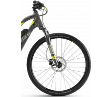 фото руль Электровелосипед Haibike SDURO Cross 4.0 men 400Wh 10s Deore