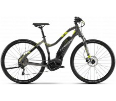 Электровелосипед Haibike SDURO Cross 4.0 women 400Wh 10s Deore