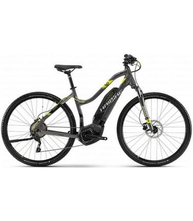 Электровелосипед Haibike SDURO Cross 4.0 women 400Wh 10s Deore | Купить, цена, отзывы