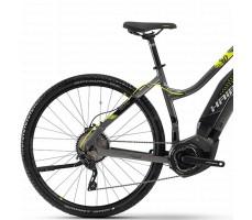 фото сидение Электровелосипед Haibike SDURO Cross 4.0 men 400Wh 10s Deore
