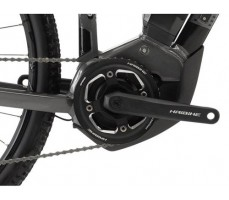 фото педали Электровелосипед Haibike SDURO Cross 4.0 men 400Wh 10s Deore