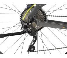 фото переключатель Электровелосипед Haibike SDURO Cross 4.0 men 400Wh 10s Deore