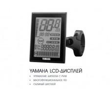 фото LCD дисплей Электровелосипед Haibike SDURO Cross 4.0 men 400Wh 10s Deore