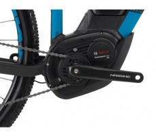 фото педали Электровелосипед Haibike SDURO Cross 5.0 men 500Wh 9s Alivio