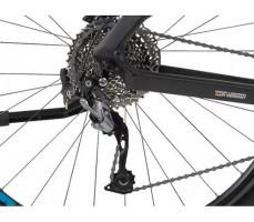 фото переключатель Электровелосипед Haibike SDURO Cross 5.0 men 500Wh 9s Alivio
