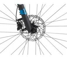 фото тормоза Электровелосипед Haibike SDURO Cross 5.0 men 500Wh 9s Alivio