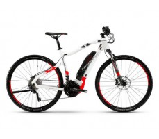 Электровелосипед Haibike SDURO Cross 6.0 men 500Wh 20s XT White