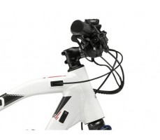 фото руль Электровелосипед Haibike SDURO Cross 6.0 women 500Wh 20s XT White