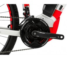 фото педали Электровелосипед Haibike SDURO Cross 6.0 men 500Wh 20s XT Black