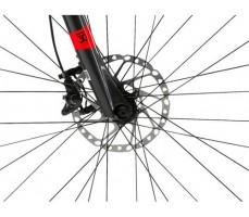 фото тормоза Электровелосипед Haibike SDURO Cross 6.0 men 500Wh 20s XT Black
