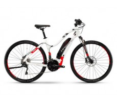 Электровелосипед Haibike SDURO Cross 6.0 women 500Wh 20s XT White