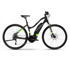 Электровелосипед Haibike SDURO Cross 6.0 women 500Wh 20s XT Black