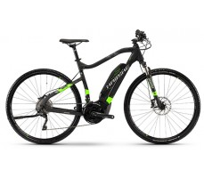 Электровелосипед Haibike SDURO Cross 6.0 men 500Wh 20s XT Black