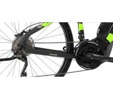 фото переключатель Электровелосипед Haibike SDURO Cross 6.0 men 500Wh 20s XT Black