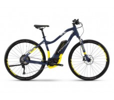 Электровелосипед Haibike SDURO Cross 7.0 women 500Wh 11s XT