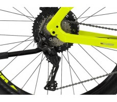 фото переключатель Электровелосипед Haibike SDURO Cross 9.0 men 500Wh 11s XT