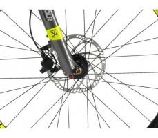 фото тормоза Электровелосипед Haibike SDURO Cross 9.0 men 500Wh 11s XT