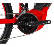 фото педали Электровелосипед Haibike SDURO FullNine 6.0 500Wh 20s Deore