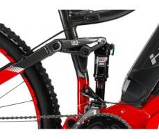 фото амортизатор  Электровелосипед Haibike SDURO FullNine 6.0 500Wh 20s Deore