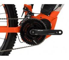 фото педали Электровелосипед Haibike SDURO FullNine 8.0 500Wh 20s XT