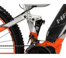 фото амортизатор Электровелосипед Haibike SDURO FullNine 8.0 500Wh 20s XT