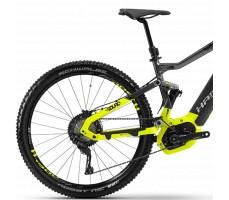фото сидение и переключатель Электровелосипед Haibike SDURO FullNine 9.0 500Wh 11s XT