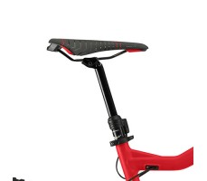 фото сидения Электровелосипед Haibike SDURO FullSeven LT 8.0 500Wh 20s XT