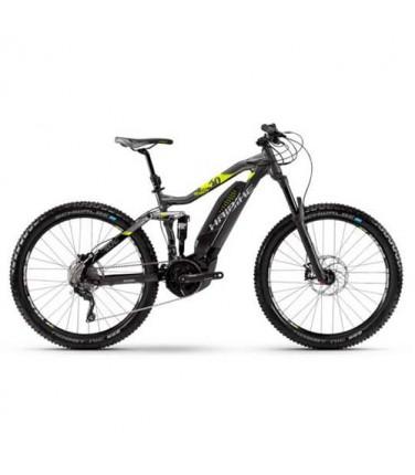 Электровелосипед Haibike SDURO FullSeven LT 6.0 500Wh 20s XT Titan   Купить, цена, отзывы