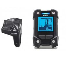 фото LCD дисплея Электровелосипед Haibike SDURO FullSeven LT 8.0 500Wh 20s XT