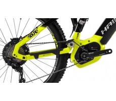 фото переключатель Электровелосипед Haibike SDURO FullSeven LT 8.0 500Wh 20s XT