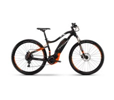Электровелосипед Haibike SDURO HardNine 2.0 400Wh 11s NX Black