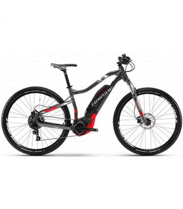 Горный велосипед Haibike SDURO HardNine 3.0 500Wh 11s NX Red | Купить, цена, отзывы