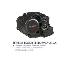 Привод Bosh Performance CX