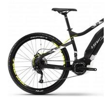 Электровелосипед Haibike SDURO HardSeven 1.0 400Wh 9s Altus Black