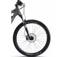 фото амортизатор Электровелосипед Haibike SDURO Trekking 6.0 men 500Wh 20s XT Black