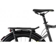 фото багажник и сидение Электровелосипед Haibike SDURO Trekking 6.0 men 500Wh 20s XT Black
